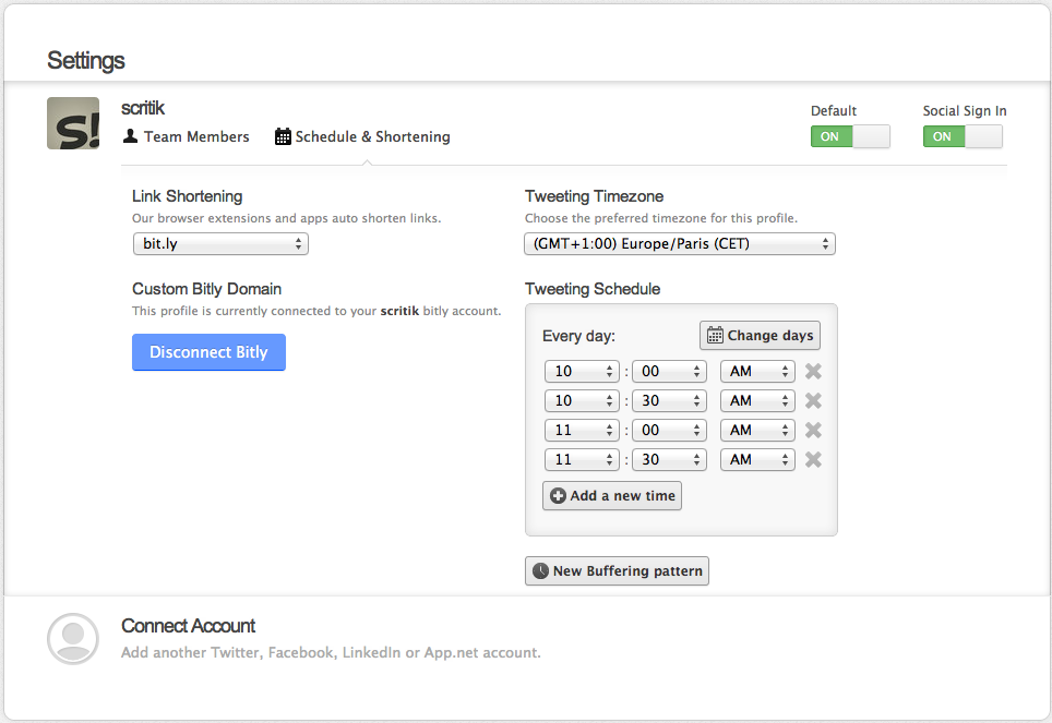01 Buffer : Programmez et analysez vos tweets