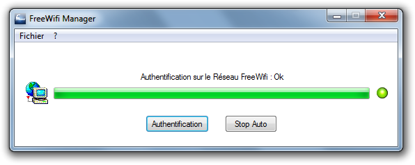 FreeWifiManager FreeWifi Manager pour Windows