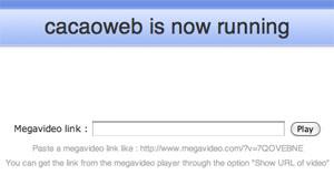 cacaoweb Megavideo sans limite : EZYWatch, Cacaoweb, StreamPolis et Illimitux