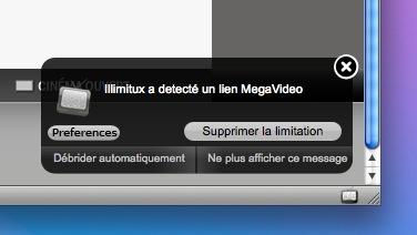 streamux1 Megavideo sans limite : EZYWatch, Cacaoweb, StreamPolis et Illimitux