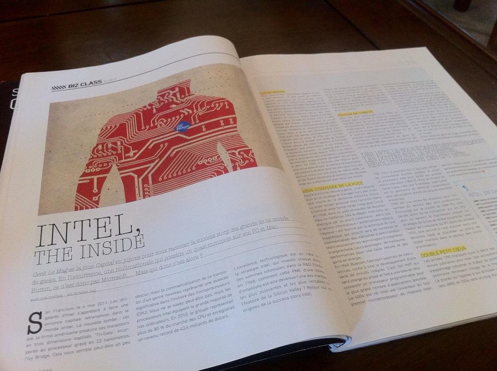 Geek Le Mag : Un magazine pour... Geek !