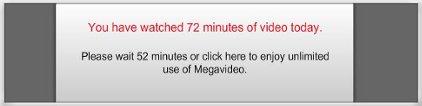 megavideo Megavideo sans limite : EZYWatch, Cacaoweb, StreamPolis et Illimitux