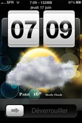 [TUTO] HTC Sense pour iPhone/iTouch